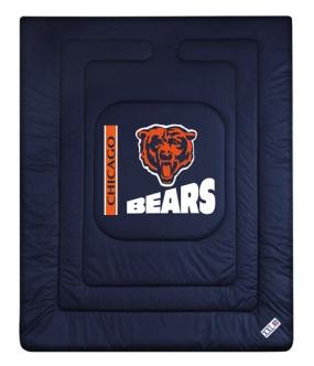 Chicago Bears Jersey Comforter
