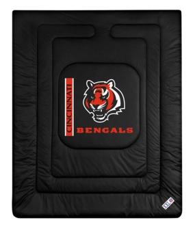 Cincinnati Bengals Jersey Comforter