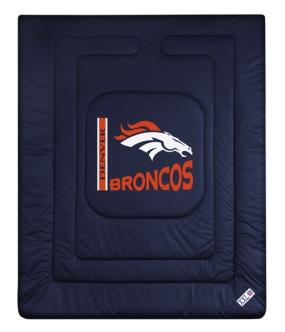 Denver Broncos Jersey Comforter