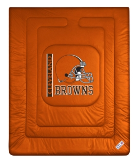 Cleveland Browns Jersey Comforter
