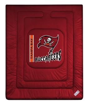 Tampa Bay Buccaneers Jersey Comforter