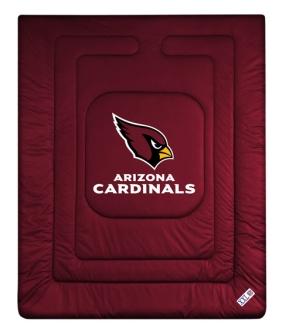 Arizona Cardinals Jersey Comforter