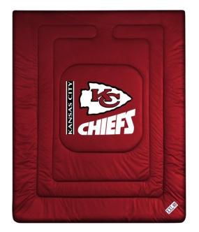 Kansas City Chiefs Jersey Comforter