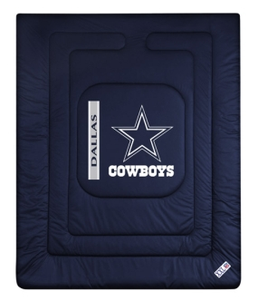 Dallas Cowboys Jersey Comforter