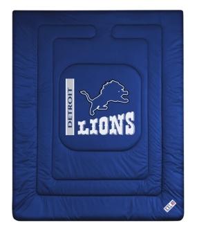 Detroit Lions Jersey Comforter