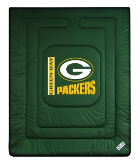 Green Bay Packers Jersey Comforter