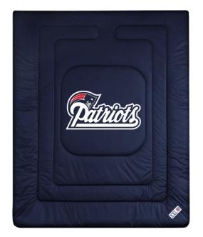 New England Patriots Jersey Comforter