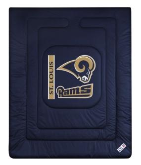 Los Angeles Rams Jersey Comforter
