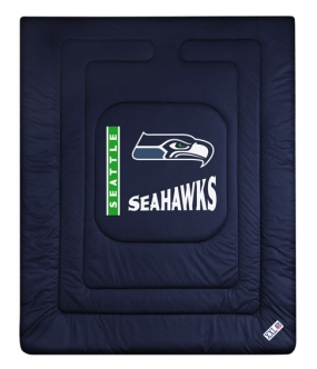 Seattle Seahawks Jersey Comforter