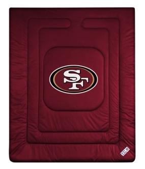 San Francisco 49ers Jersey Comforter