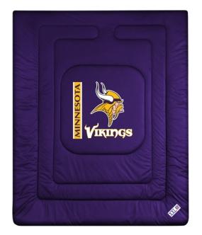 Minnesota Vikings Jersey Comforter