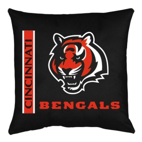 Cincinnati Bengals Toss Pillow