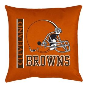 Cleveland Browns Toss Pillow