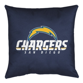 San Diego Chargers Toss Pillow