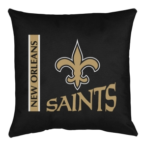 New Orleans Saints Toss Pillow