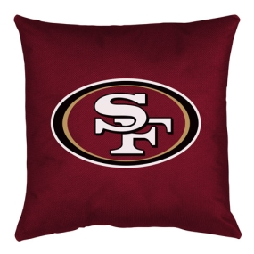 San Francisco 49ers Toss Pillow