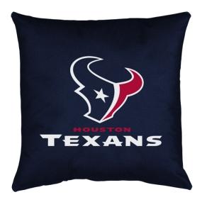 Houston Texans Toss Pillow