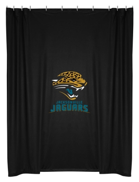 Jacksonville Jaguars Shower Curtain