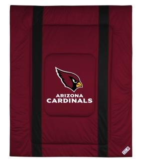Arizona Cardinals Sidelines Comforter