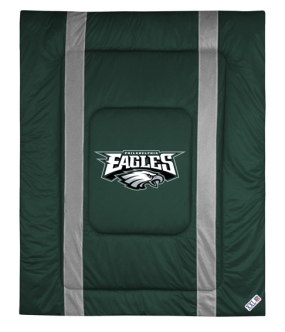 Philadelphia Eagles Sidelines Comforter