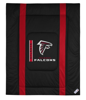 Atlanta Falcons Sidelines Comforter