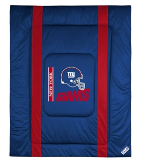 New York Giants Sidelines Comforter
