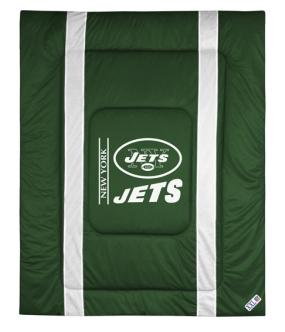 New York Jets Sidelines Comforter