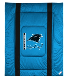 Carolina Panthers Sidelines Comforter