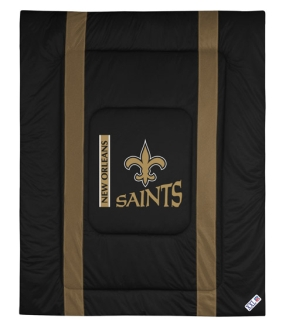 New Orleans Saints Sidelines Comforter
