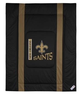 New Orleans Saints Sidelines Comforter