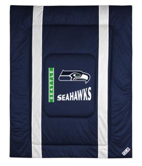 Seattle Seahawks Sidelines Comforter