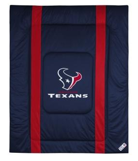 Houston Texans Sidelines Comforter