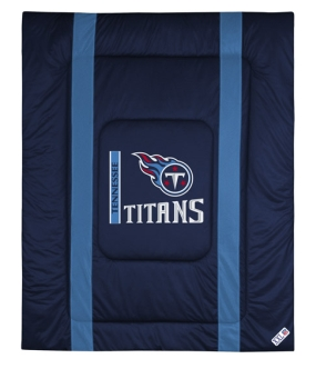 Tennessee Titans Sidelines Comforter