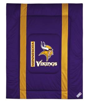 Minnesota Vikings Sidelines Comforter