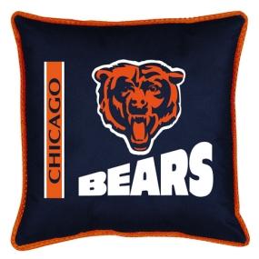 Chicago Bears Toss Pillow