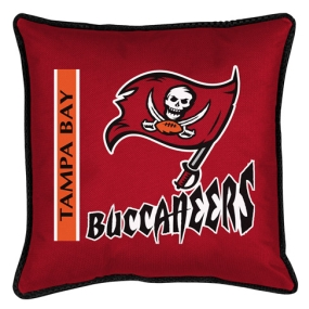 Tampa Bay Buccaneers Toss Pillow