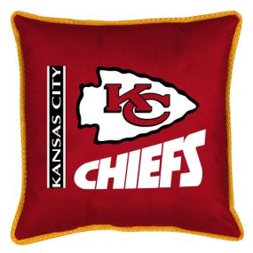 Kansas City Chiefs Toss Pillow