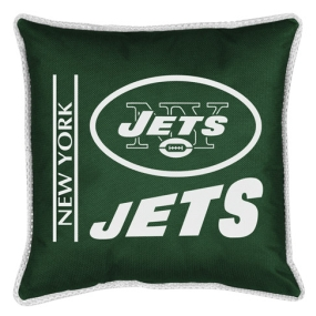New York Jets Toss Pillow