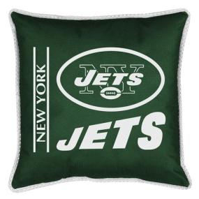 New York Jets Toss Pillow