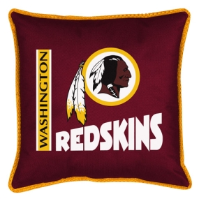 Washington Redskins Toss Pillow