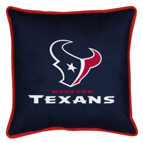 Houston Texans Toss Pillow