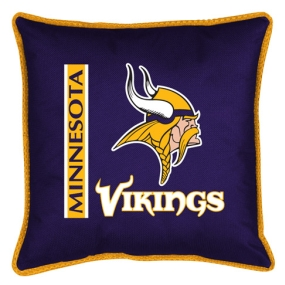 Minnesota Vikings Toss Pillow
