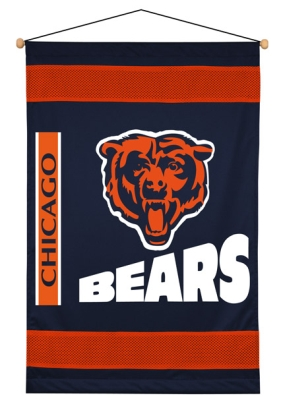 Chicago Bears Wall Hanging