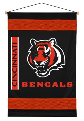 Cincinnati Bengals Wall Hanging