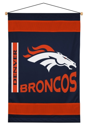 Denver Broncos Wall Hanging