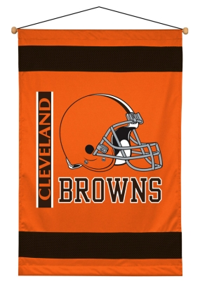 Cleveland Browns Wall Hanging