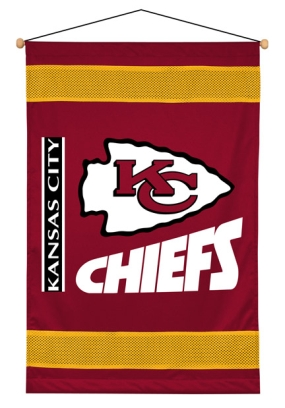 Kansas City Chiefs Wall Hanging