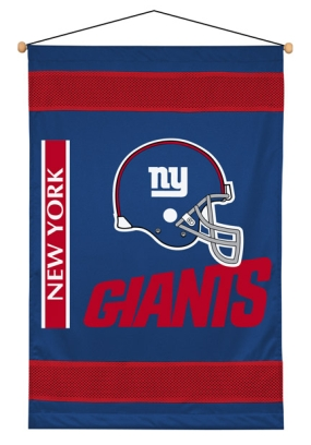 New York Giants Wall Hanging