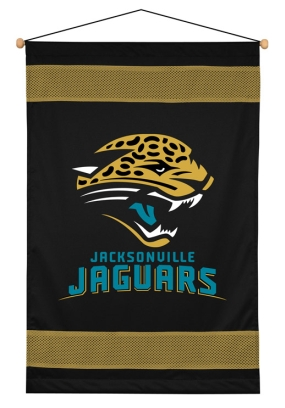 Jacksonville Jaguars Wall Hanging