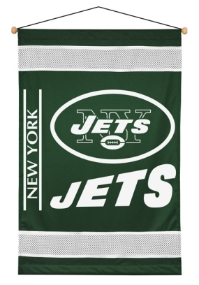 New York Jets Wall Hanging